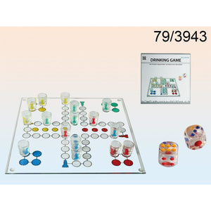 Ludo Drinking Board Game