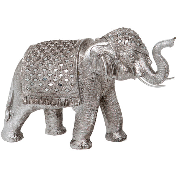 Thai Raised Trunk Elephant