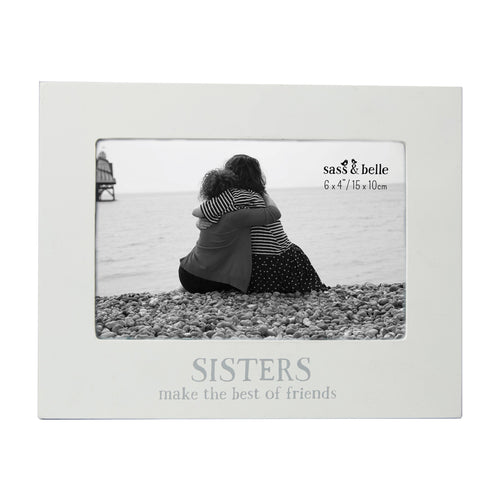 Sass and Belle Sisters Photo Frame