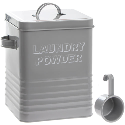 Laundry Powder Tin