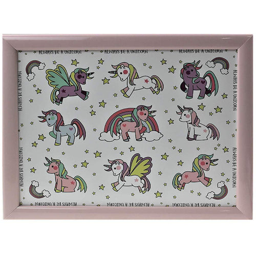 Always Be A Unicorn Lap Tray
