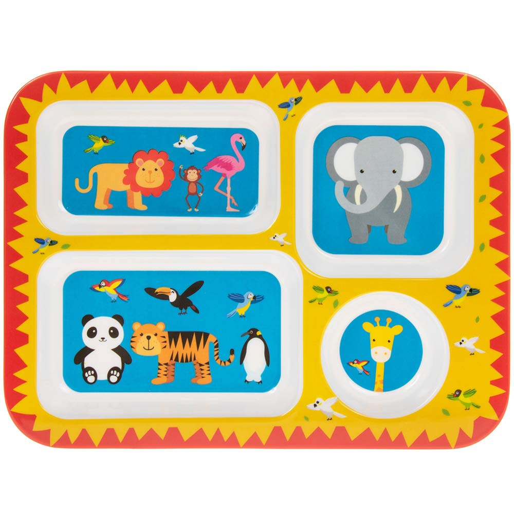 Zoo Design Children's Food Tray
