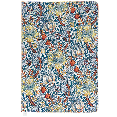 William Morris Golden Lily Design Notebook