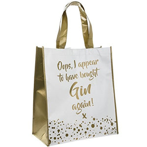 Gin Reusable Shopping Bag