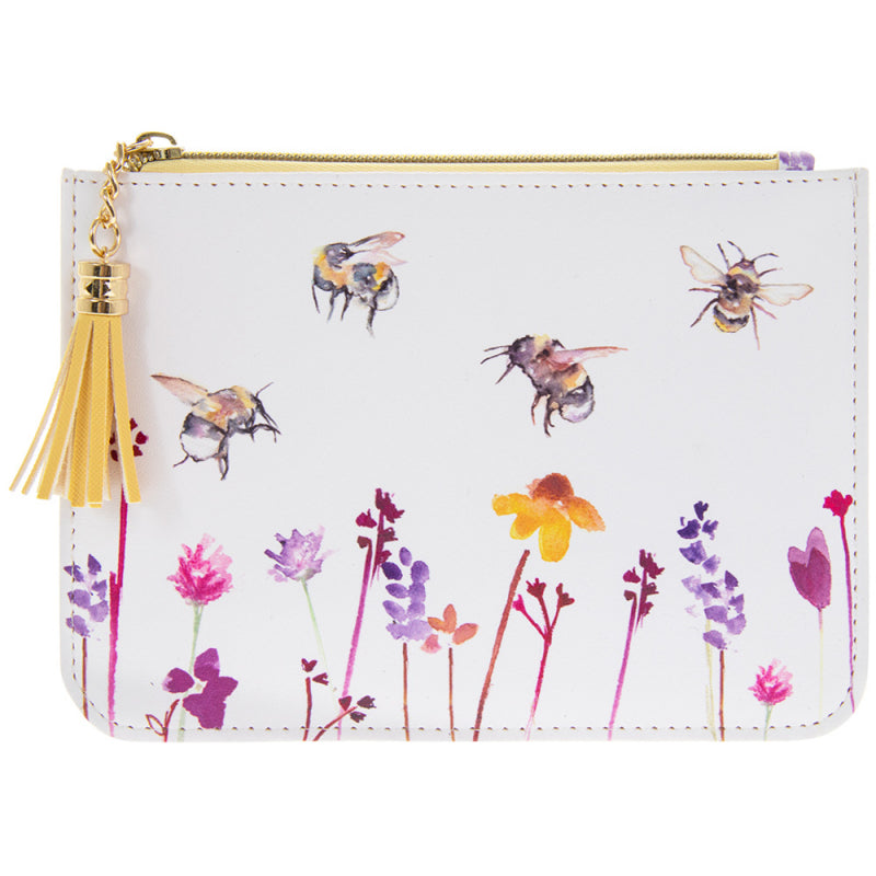 Busy Bee Coin Purse