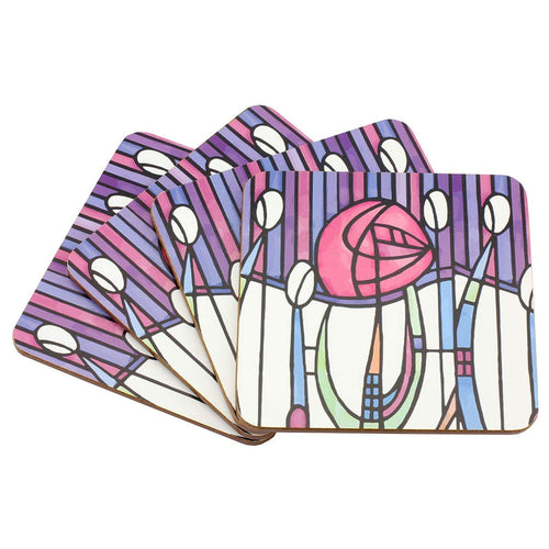 Set of 4 Mackintosh Coasters