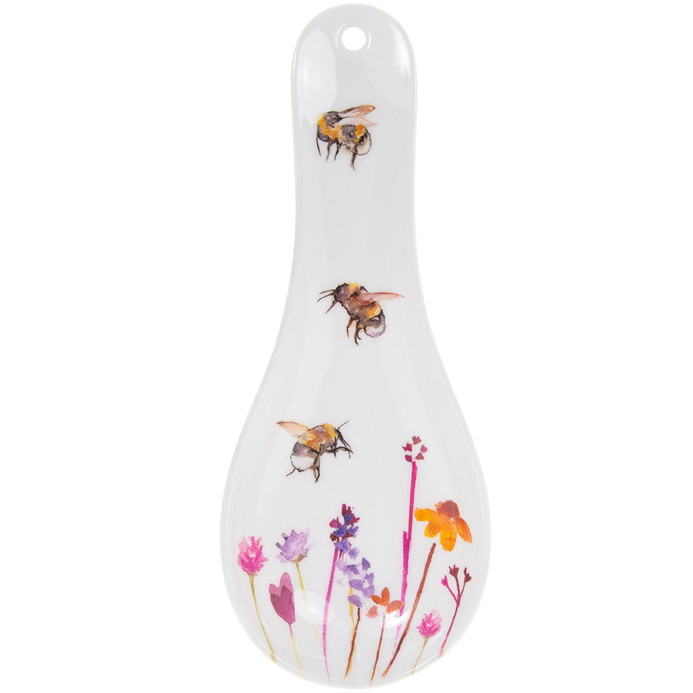 Busy Bees Design Spoon Rest