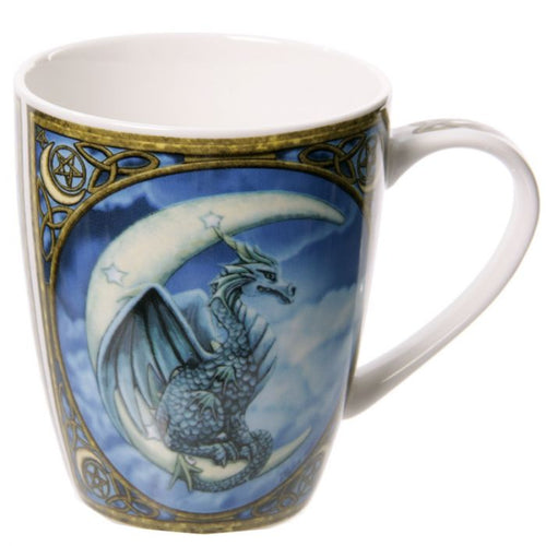 Lisa Parker Bone China Dragon Mug