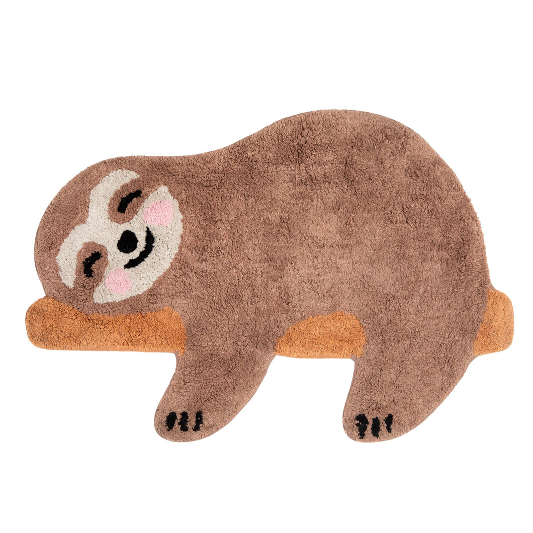 Sass and Belle Happy Sloth Rug