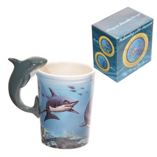 Lisa Parker Shark Handle Ceramic Mug