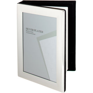 Silver Plated Photo Album 4 x 6 -inch