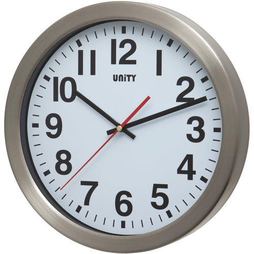 Peterhead Metal Wall Clock
