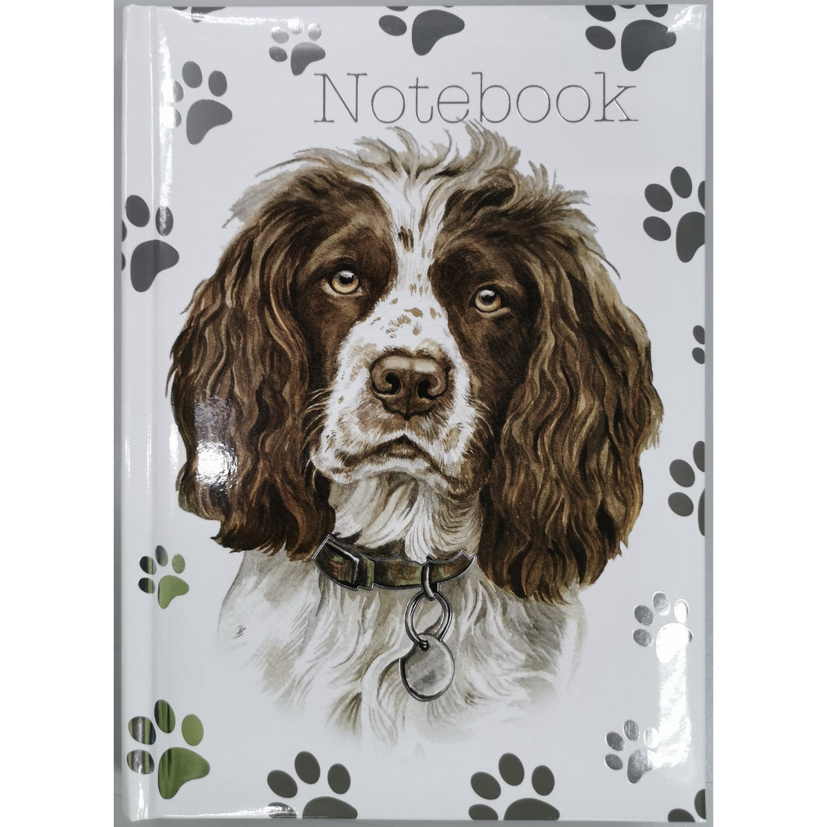 Cocker Spaniel Notebook A5
