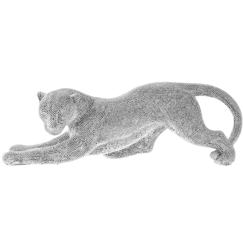 Diamante Cheetah Figurine