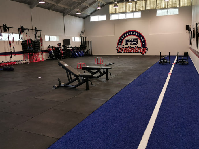 Fresh New Look For F45 Paraparaumu