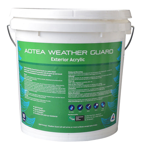 Weather Guard Semi Gloss Exterior