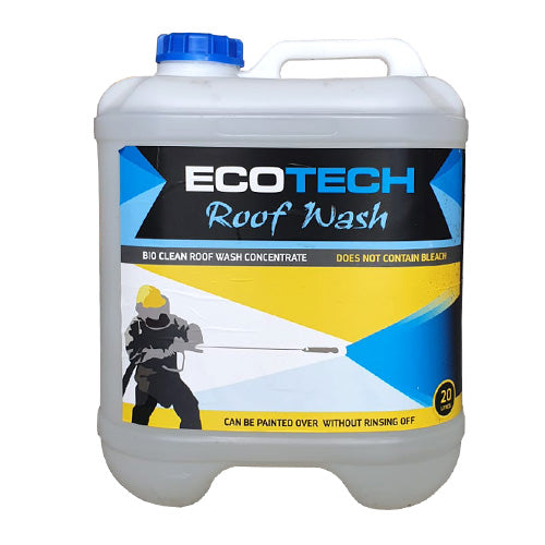 Eco Tech Contractor Concentrate Roof Wash