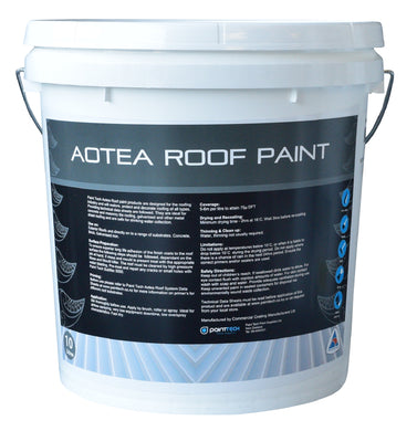 Aotea Roof Paint - Semi Gloss