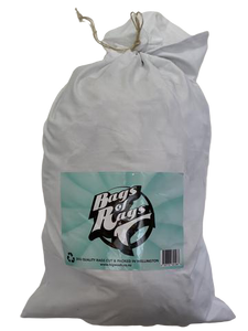 Bag of Rags 2KG Cotton