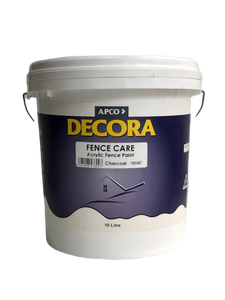 Fence Care Acrylic Fence Paint