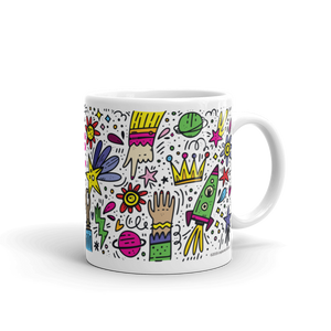 You're Awesome Keep that Shit Up - 11oz Mug