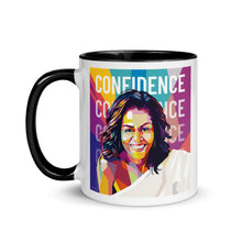Load image into Gallery viewer, Michelle Obama Confidence Mug