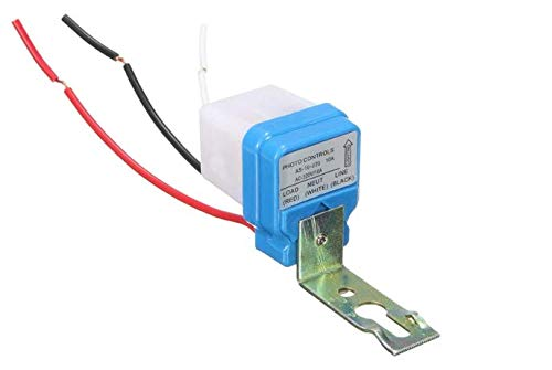 220 Volt Auto Day/Night On/Off Photocell LDR Sensor Switch How To Wire A Day Night Switch Diagram on black white wire switch wiring diagram, switch to switch wiring diagram, 3 wire switch diagram,