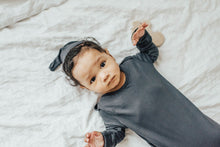 Load image into Gallery viewer, Umi Blue Baby Knot Gown