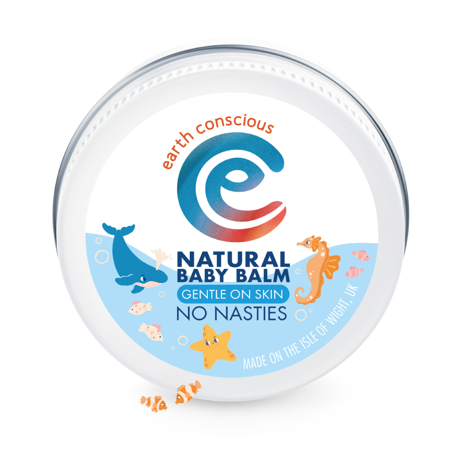 New Earth Conscious Solid Baby Balm Tin