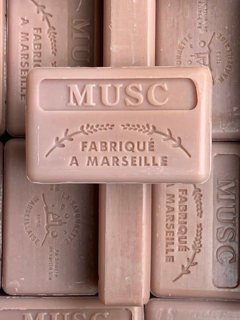 Musc  French soap