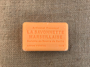 Savon De Marseille French Soap Orange 125g