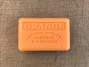 NATURAL FRENCH ORANGW SOAP