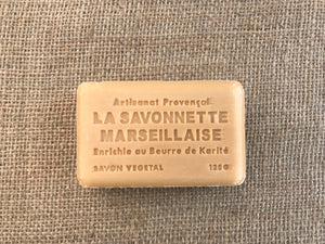natural french honey soap bar