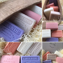 Load image into Gallery viewer, chateau du salon natural french soap gift set