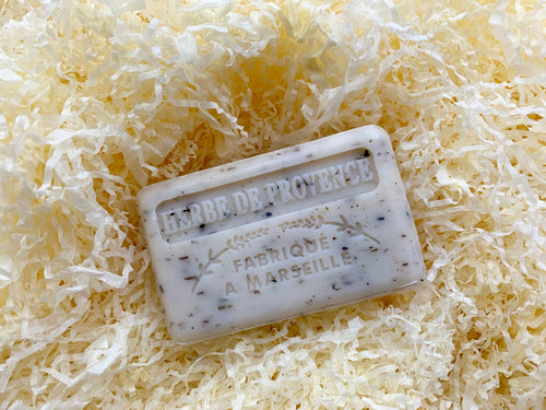 herbs de provence french soap exfoliator