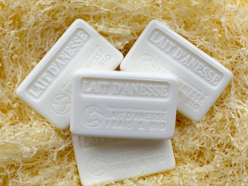 100G Organic Lait D'Anesse Milk Soap - Plain Milk
