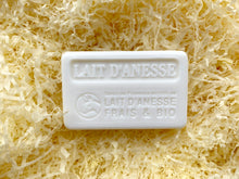 Load image into Gallery viewer, 100G Organic Lait D'Anesse Milk Soap - Plain Milk
