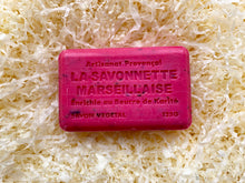 Load image into Gallery viewer, Savon De Marseille French Soap Red Vine Exfoliator 125g
