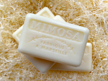 Load image into Gallery viewer, 125G Savon De Marseille Mimosa French Soap Bar