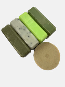 MENS SOAP COLLECTION WITH SHAMPOO BAR
