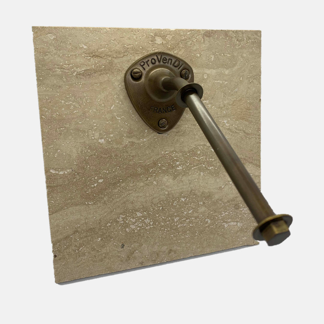 Bronze provdendi french wall soap holder