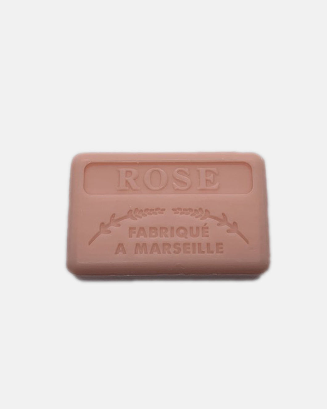 rose french soap 125g
