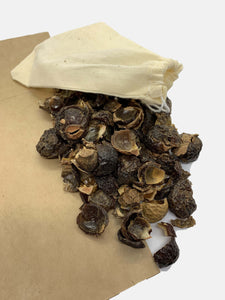 Soap Nuts for plastic free washing of clothes
