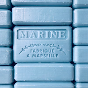 marine french soap