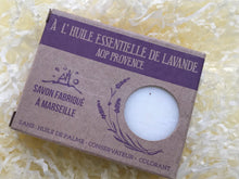 Load image into Gallery viewer, AOC Provence French Lavender Soap 150g