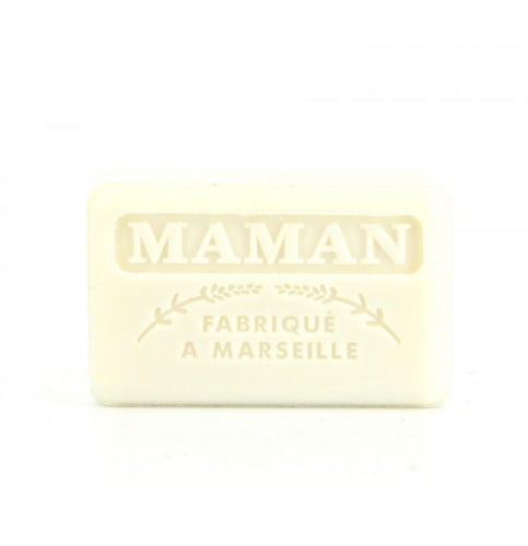 125G Savon De Marseille  Maman ( Mum ) French Soap