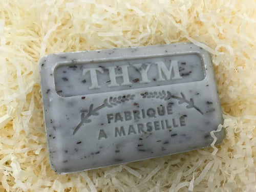 Savon De Marseille French Soap Thyme 125g