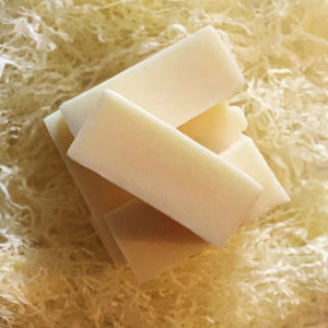 solid shampoo palm oil free french soap
