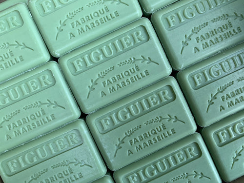 fig french soap bar
