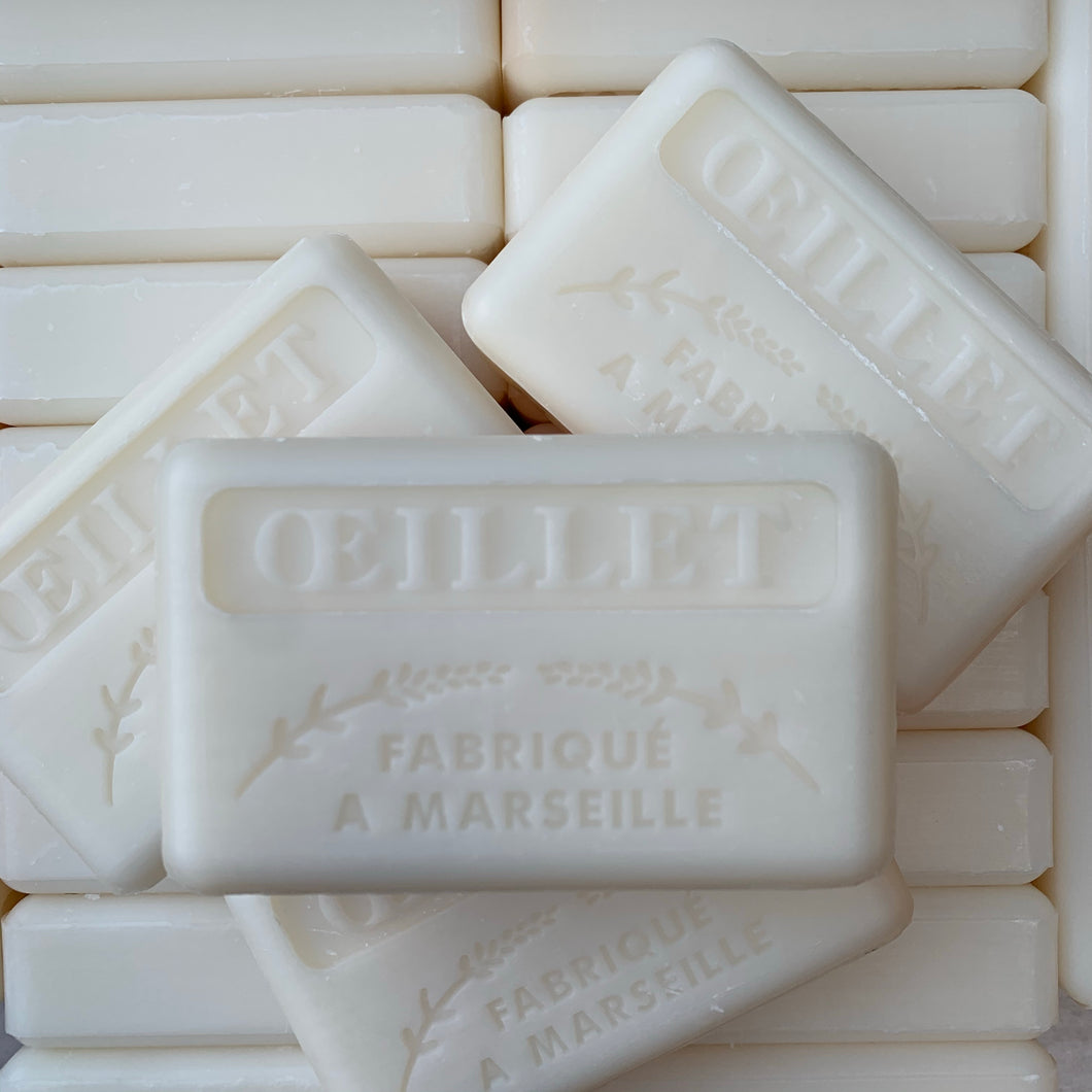 Carnation classic french soap